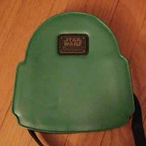 Loungefly Bags - Boba Fett Star Wars Crossbody Small Messenger Bag